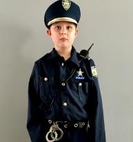 Caleb in Cop